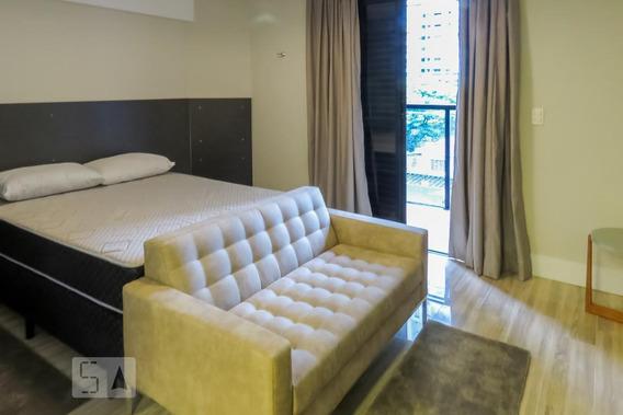 Apartamento Para Aluguel - Vila Olímpia, 1 Quarto, 34 - 893054006