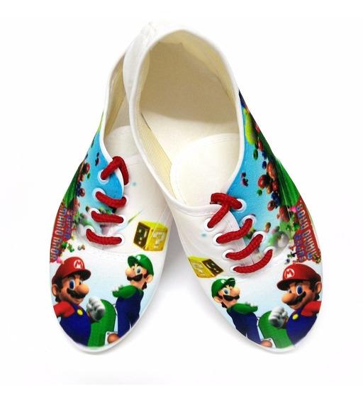 Choclo De Mario Bros