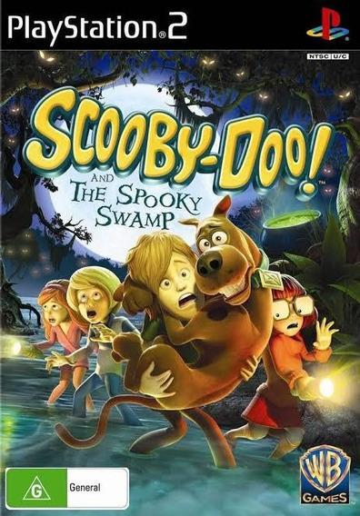 Scooby Dooo Ps2 Pkg Ps3 Desbloqueado