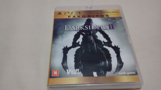 Darksiders 2 Original Ps3 Midia Fisica