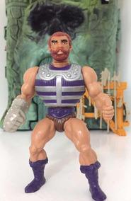Fisto Masters Of The Universe Vintage Mattel Zerado!!!