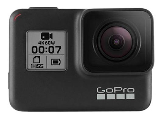 Câmera Digital Gopro Hero 7 Black Com 12mp