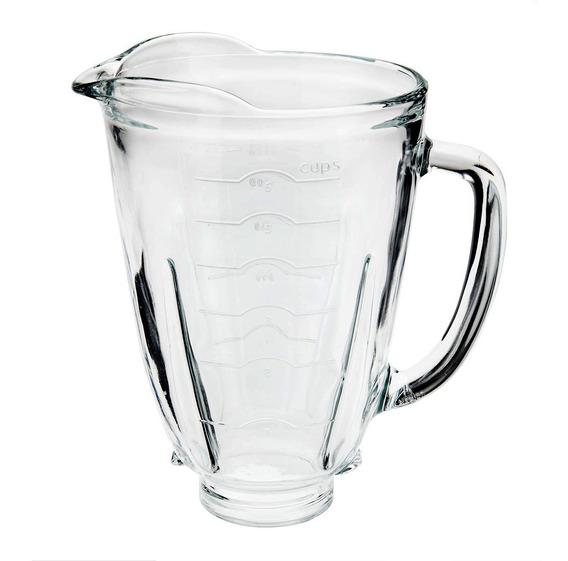 Vaso Licuadora Oster Reversible Vidrio Refractario Fuzion