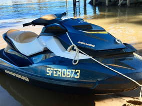 Sea Doo Gti 155 Limited 2011 109 Hs Oportunidad!