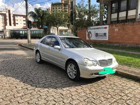 Mercedes-benz Classe C 3.2 4p Avantgarde