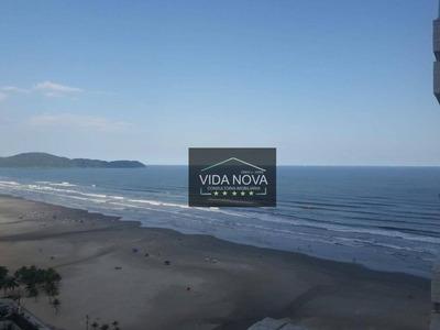 Apartamento Com 2 Dormitórios Para Alugar, 90 M² Por R$ 2.800/mês - Campo Da Aviação - Praia Grande/sp - Ap2949