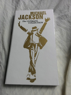 Michael Jackson, The Ultimate Colection, 4 Cd + 1 Dvd Nuevos