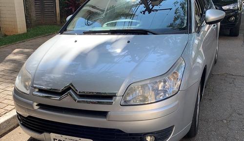 Citroën C4 Hatch Exclusive 2.0 Aut. 2014