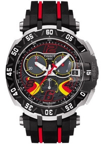 Tissot T-race Stefan Bradl Edição Limitada Relógio Moto Gp