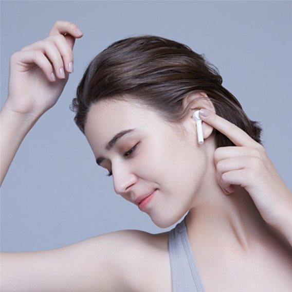 Fone Earphone Air Mi True Wireless Bluetooth Xiaomi