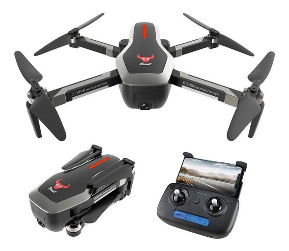 Drone Sg906 Beast - Câmera 4k Ultra Hd, Gps, 800m - Mavic