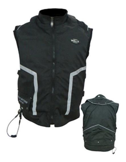 Colete Motociclista Air Bag Inflável Airbag Helt 22062