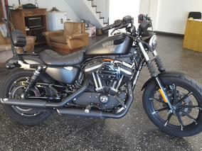 Harley Davidson Iron 883 Hermosa Muchos Extras ...