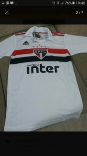 Camisa Sao Paulo Modelo 2018