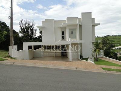 Casa Residencial Para Venda E Locação, Ville De France, Itatiba. - Codigo: Ca0194 - Ca0194