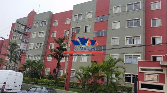 Apartamento À Venda No Bairro De São Miguel Paulista/vila Jacuí. - 378av
