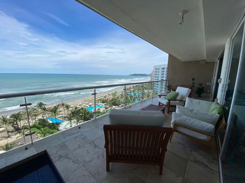 Imagen 1 de 14 de Hermoso Departamento En Condominio Palmeiras Playa Diamante