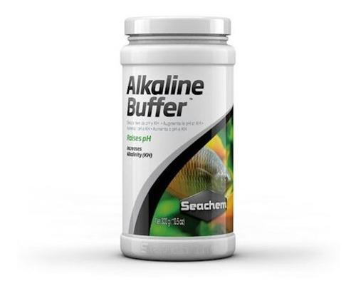 Alcalinizador De Ph Para Acuarios Alkaline Buffer 300 Gr
