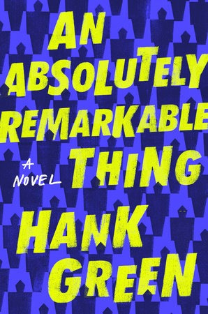 An Absolutely Remarkable Thing - Dutton Kel Ediciones