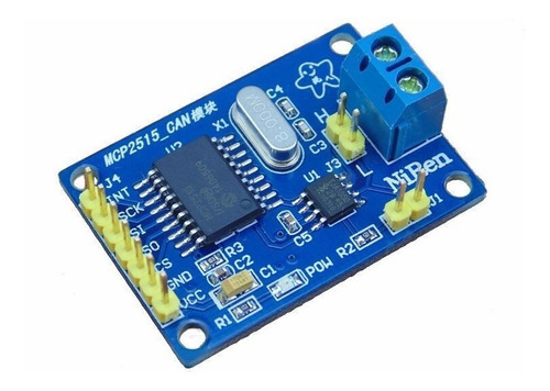 Módulo De Comunicación Can Mcp2515 Con Transceiver, Arduino