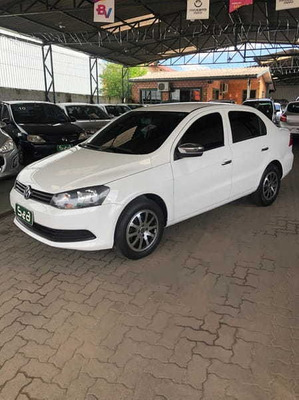 Volkswagen - Novo Voyage 1.6 City 2014