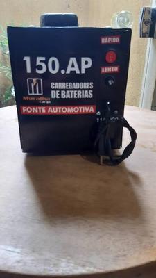 Carregador De Bateria Muralha Cargas