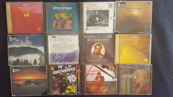 Lote De 31 Cds De Música Clásica