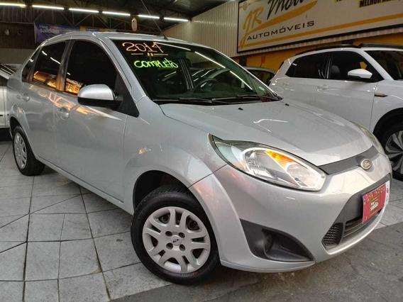 Ford Fiesta Sedan Se 1.6 Flex 2014 Completo