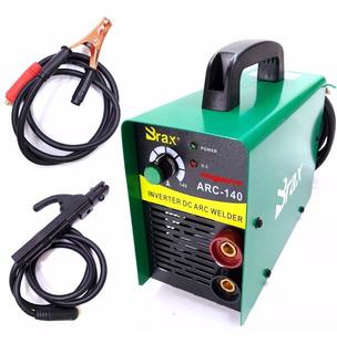 Maquina Inversora De Solda Brax 140 Amperes 220v
