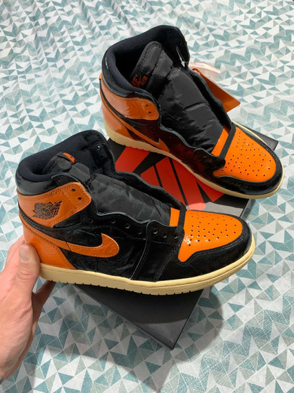Air Jordan 1 Shattered Backboard 38 Dswt Novo Com Nf