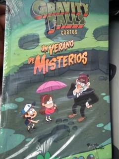 Libro Gravity Falls Un Verano De Misterios Nuevo Original