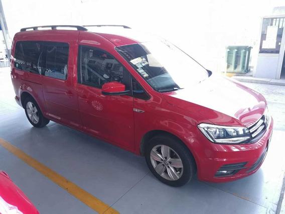 Volkswagen Caddy 1.6 Pasajeros Mt 2017