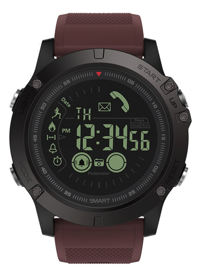Zeblaze Bt4.0 Sports Smart Watch 5atm A Prueba De Agua Smart
