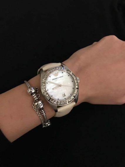 Relógio Empório Armani - Ar0529