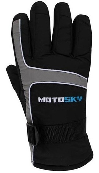 Luva Motociclista Motosky Frio+chuva
