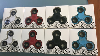 Fidget Spinner, Diferentes Colores, Nuevo