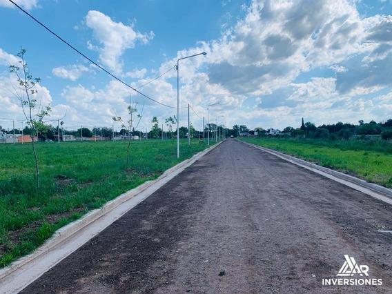 Vendo Terreno En Perez Barrio Lapachos 2 - Oportunidad Unico Solo
