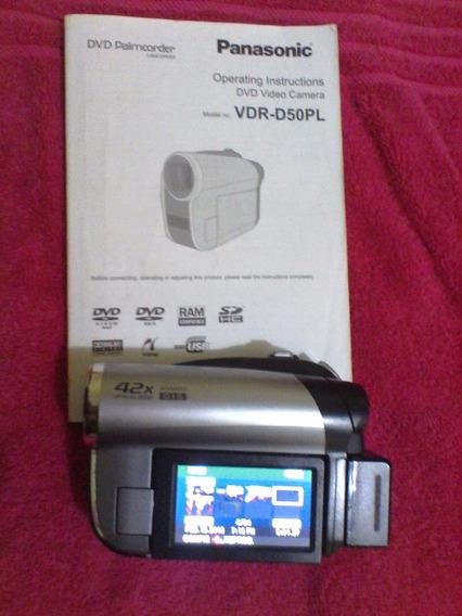 Vídeo Grabadora Panasonic Mini Dvd