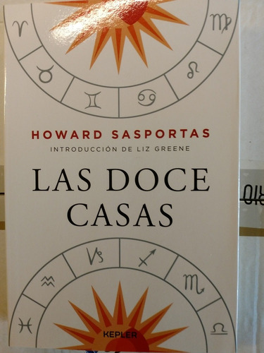 Imagen 1 de 1 de Las Doce Casas, Howard Sasportas