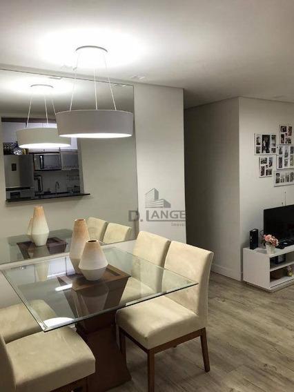 Apartamento Com 2 Dormitórios À Venda, 50 M² Por R$ 320.000,00 - Jardim Nova Europa - Campinas/sp - Ap18379