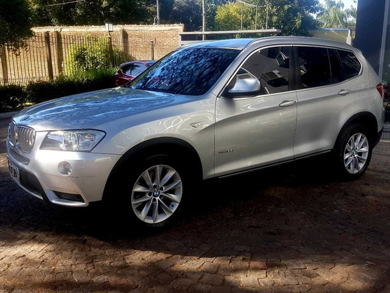 Bmw X3 3.0 35i Xdrive Executive 2012 72.000km Tomo Usado