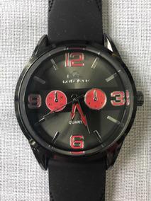 Relógio Masculino Quicksilver Vermelho
