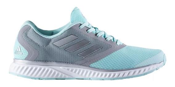 Zapatillas adidas Edge Rc W - Verde/gris