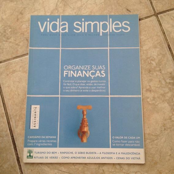 Revista Vida Simples Dez 2008 Ed74 Organize Suas Finanças