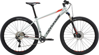 Bicicleta Cannondale Trail 4 Aro 29 Tam Xl 11v Cinza 2019