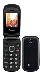 Celular Flip Lenoxx Cx907 Bluetooth Rádio Fm