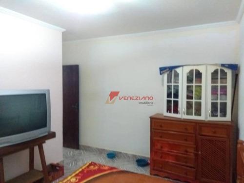 Imagem 1 de 13 de Casa À Venda, 100 M² Por R$ 380.000,00 - Vila Industrial - Piracicaba/sp - Ca0736