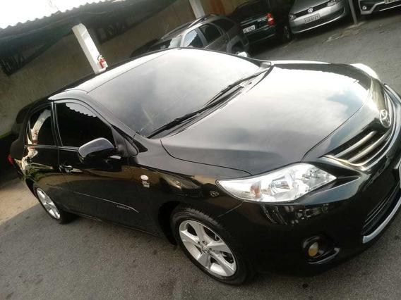 Corolla Gli 1.8 Preto 2012 - Flex - Automático (super Novo)