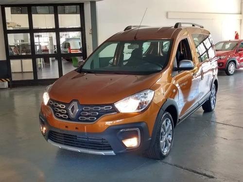 Renault Kangoo Stepway Diesel 0km Hay Stock Año 2021 (sg)...