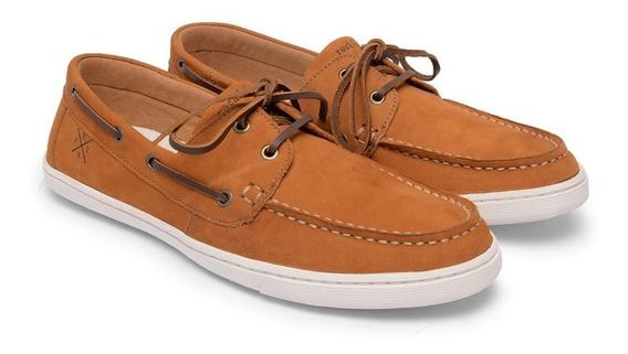 Sapatênis Masculino Sapato Estilo Casual 100% Couro R36817